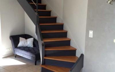 Peinture escalier à orvault