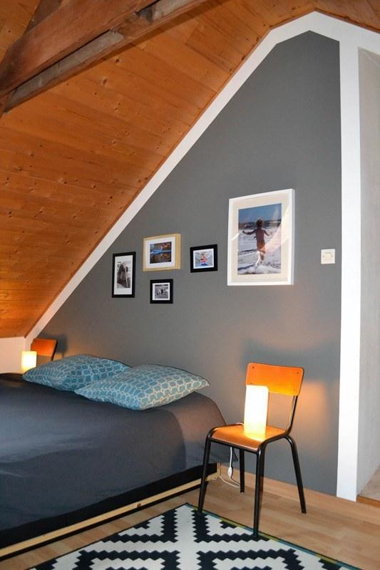 Chambre • Peinture intérieur • Pornichet