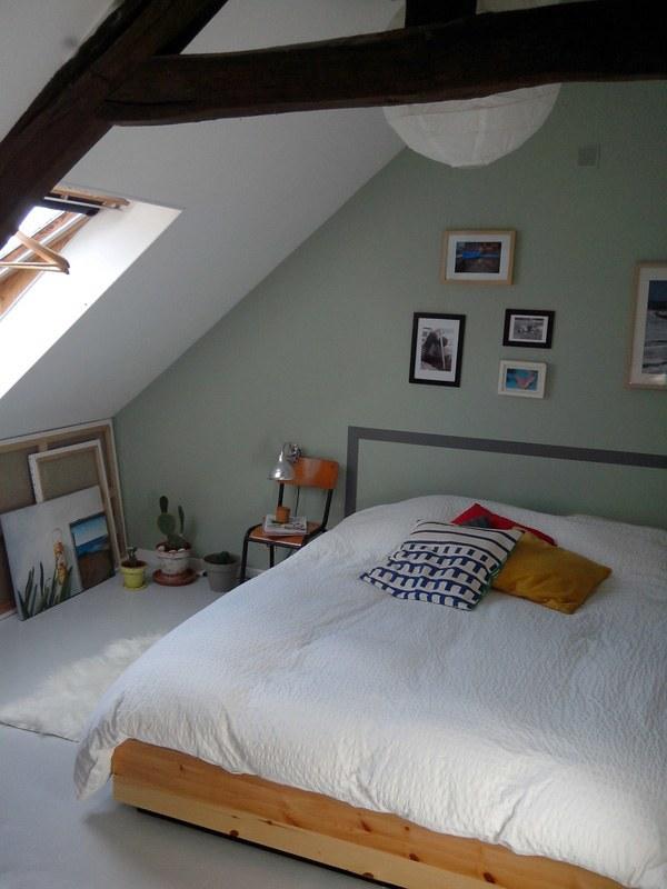 Chambre • Peinture intérieure • St Nazaire
